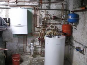 Víz gáz fűtésszerelő