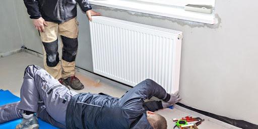 Aluminium radiátor panelba